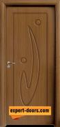 Интериорна врата модел 070-P, цвят Златен дъб