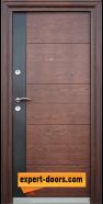 Блиндирана входна врата модел 616-C