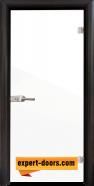 Стъклена интериорна врата Folio G 15-1, каса Венге