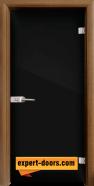 Стъклена интериорна врата Folio G 15-2, каса Златен дъб
