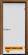 Стъклена интериорна врата Matt G 11, каса Златен дъб