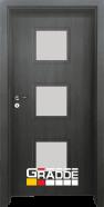 Интериорна врата Gradde Bergedorf, Череша Сан Диего