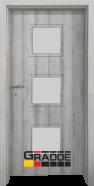 Интериорна врата Gradde Bergedorf, Ясен Вералинга