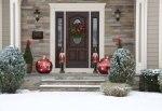 Коледна врата