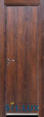 Алуминиева врата за баня Sil Lux, цвят Японски бонсай