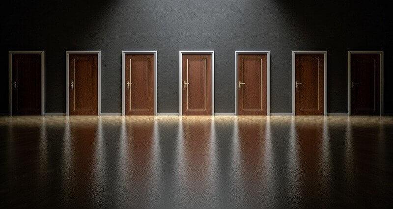 Избор на врати