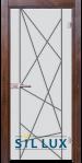 Стъклена интериорна врата Sand G 13 5 Q